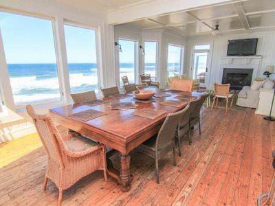 Photo for Ocean Front Luxury Home in Bella Beach, Steps From Beach, High End Amenities!