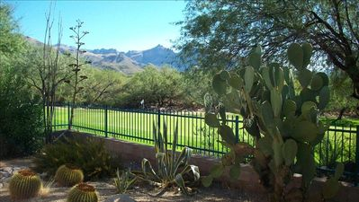 Photo for Beautiful & Bright Town Home on Prestigious Golf Course - Ventana Canyon
