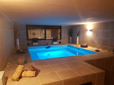 Photo for Exclusive luxury villa with private heated pool for 6 Pax