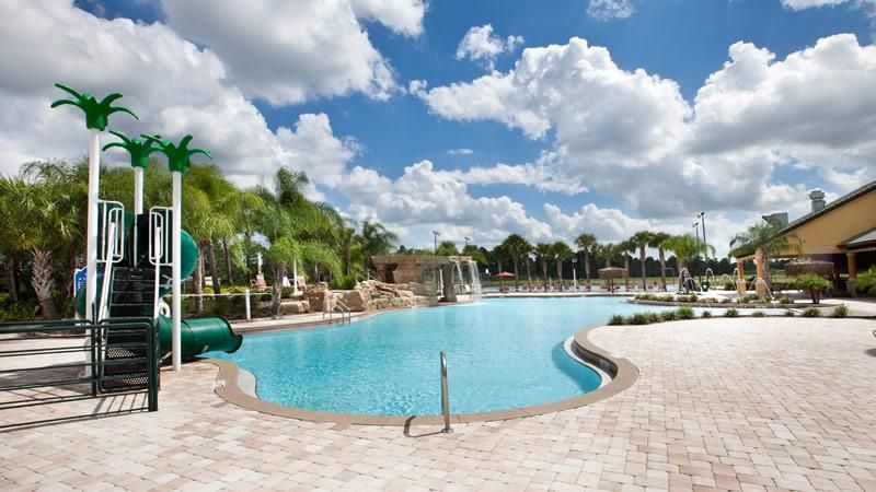 Paradise Palms Resort - 4BD/3BA Town House - Sleeps 8 - Gold - RPP499, Accommodation for 8 people