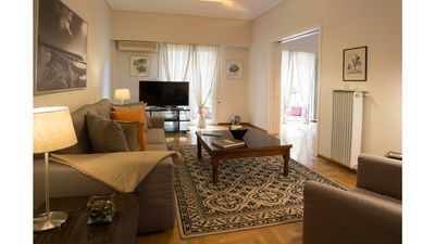 Photo for Athens Heart - Classy & Elegant apartment in Athens city centre.