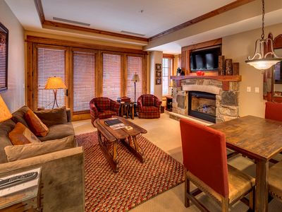 Photo for 4-star 1 bdrm near Lake Tahoe in Northstar Village