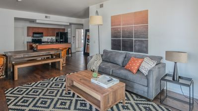 Photo for Stylish 2BR Phoenix Apartment #1046 by WanderJaunt
