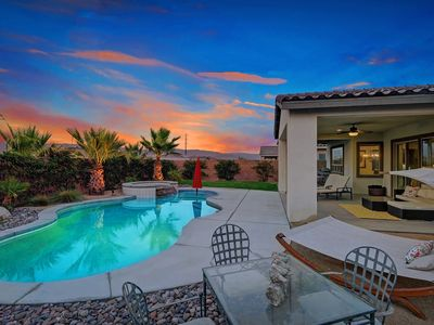 Photo for Elegant Desert Luxury 4 Bedroom Home