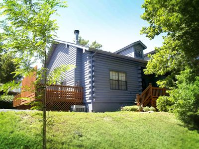Photo for Woods Edge Cabin 1 - NO CLEANING FEES!! -Great Location-