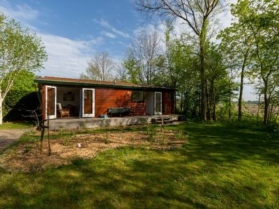 Photo for Pleasant chalet for 4 people in a holiday park in Goedereede