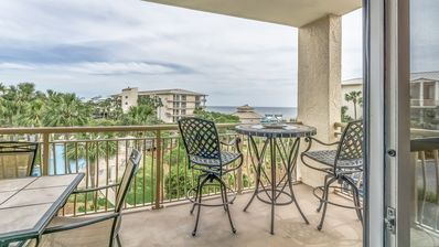 Photo for 30A Seacrest Beach High Pointe Resort 335+FREE BIKES+Lagoon Pool+Gulf Views