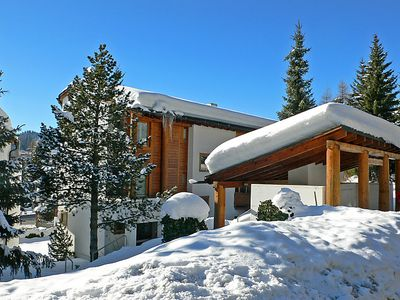 Photo for One bedroom Apartment, sleeps 4 in Flims with WiFi