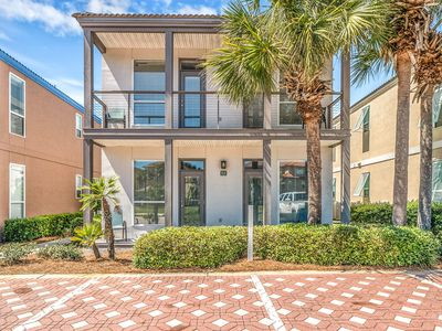 Photo for New Listing!!!! Welcome to Destiny Villa 22A  located by  Lake - steps to Gulf!