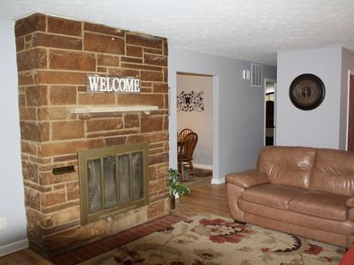 Photo for Super Comfortable Home in the Heart of Speedway!!