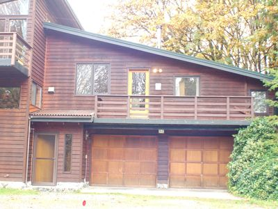 Photo for Property #5 - Quiet and peaceful - close to skiing and hiking! - Two Bedroom Apartment, Sleeps 4