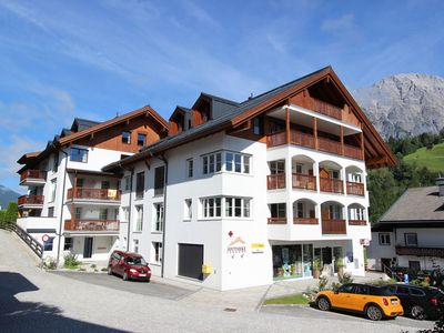 Photo for Modern Apartment in Leogang with Garden Furniture