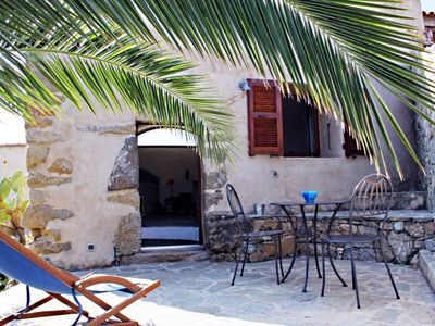Photo for House, terrace and garden - near Ile Rousse and beaches