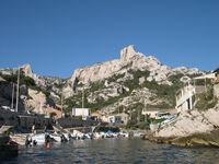 Fab hideaway in Callelongue with parking, easy reach Marseille, close to small harbour as in photo
