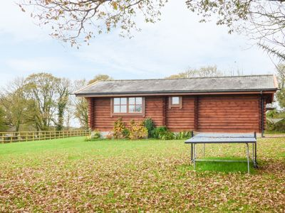 Photo for BRAMBLES, pet friendly, with open fire in Highampton, Ref 961119