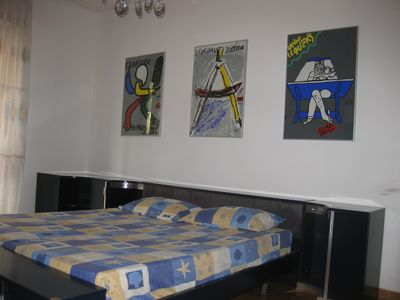 Photo for Wide and bright apartment in Aosta