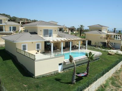 Photo for Villa with private swimming pool. Child friendly. Kusadasi.
