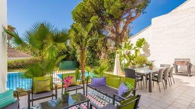 Photo for A Charming Villa Amatista in Puerto Banus for Short Term Rent (2)