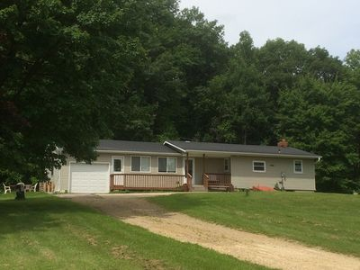 Photo for 2BR House Vacation Rental in Baraboo, Wisconsin