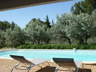 Photo for VILLA WITH POOL AND VIEW ON HILLS VILLAGE
