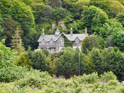 Photo for 8 bedroom accommodation in Harlech