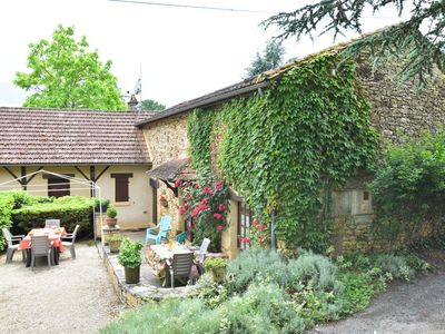 Photo for 4BR House Vacation Rental in Prats-du-Périgord