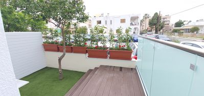 Photo for Modern Ground floor studio with a beautiful garden close to Larnaka city centre