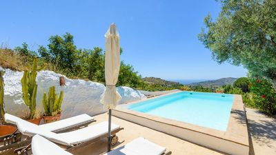 Photo for Gorgeous holiday villa in Frigiliana, ideal place for relaxation