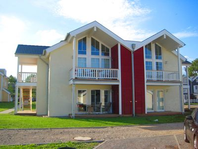 Photo for Directly on the beach - Beautiful apartment with 2 bedrooms, sauna & fireplace!