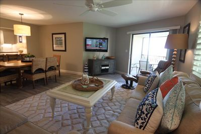 Beautifully decorated condo, for your enjoyment!