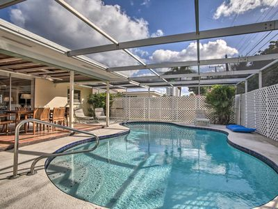 Photo for NEW! Singer Island Home w/ Pool-2 Blocks to Ocean!