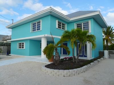 Photo for Sombrero Beach Pool Home, 3 bedroom, 3 bath home with Pool, Jacuzzi & Dock!