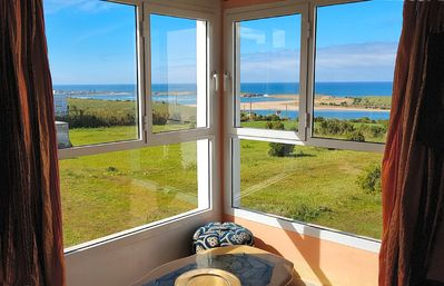 Photo for Suite with exceptional sea view