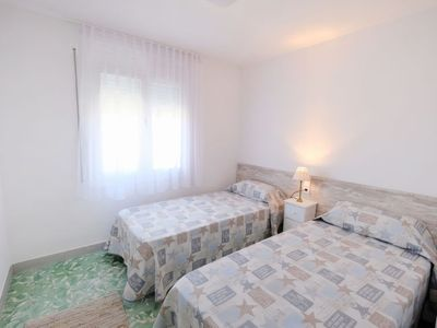Photo for 3 bedroom Apartment, sleeps 6 in L'Ampolla