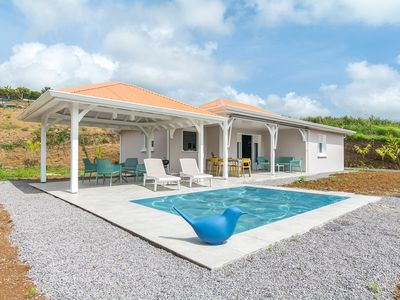 Photo for Villa Flamboyant 3 Bedrooms Pool