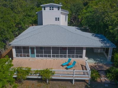 Photo for Family Tides ~ Fantastic Renovated House, 1 Minute Walk to the Beach