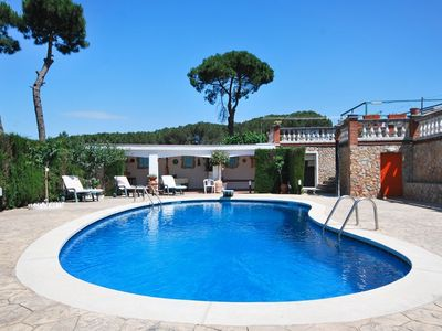 Photo for Club Villamar - Nice villa for 6 persons with private swimming pool and terrace idel for summer holidays