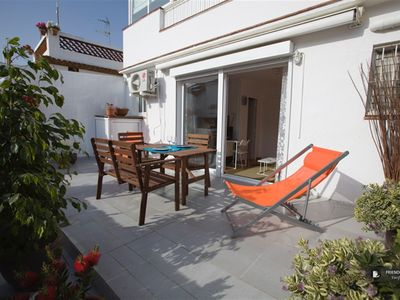 Photo for Friendly Rentals The  Blau Mediteraneo Apartment in Sitges