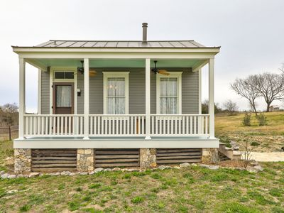 Photo for Hiking, Birding for family on 500 Acre Ranch -  Unwind in  1896 Farmhouse