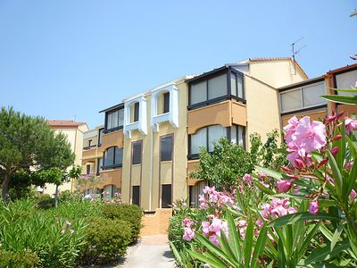 Photo for One bedroom Apartment, sleeps 4 in Saint-Cyprien-Plage with WiFi