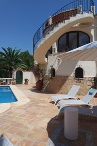 Photo for 3 BR, 1BA , 1 WC   Relaxing family villa in beautiful gardens
