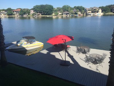 Day docks and lakeside lounging.