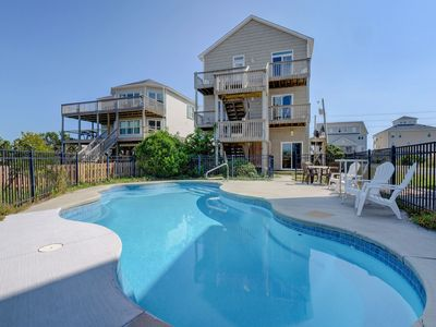 Photo for Island Living with a Private Pool