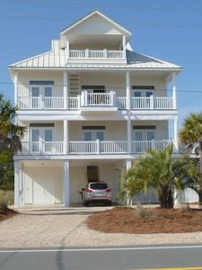 Photo for SEAVIEW>>>Luxury 5 STAR *4BR *Free Heat Pool * HotTub* Free Beach Gear