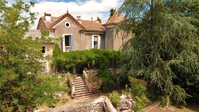 Photo for 'Cantemerle' house on the heart of Goudargues Cèze Valley