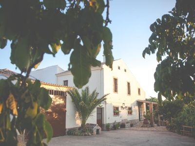 Photo for Rural house (full rental) Cortijo Colomo for 10 people