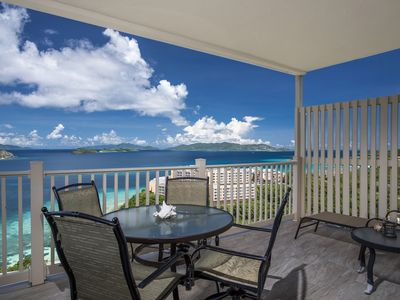 Photo for New Listing! Sweeping Virgin Island Views! Dates Filling Fast!