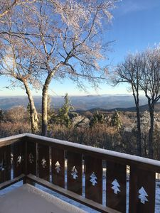 Photo for Beech Mountain Chalet With A View