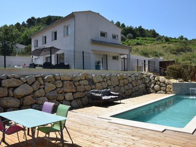 Photo for Mas Kalicia - Beautiful villa of 170m² with swimming pool