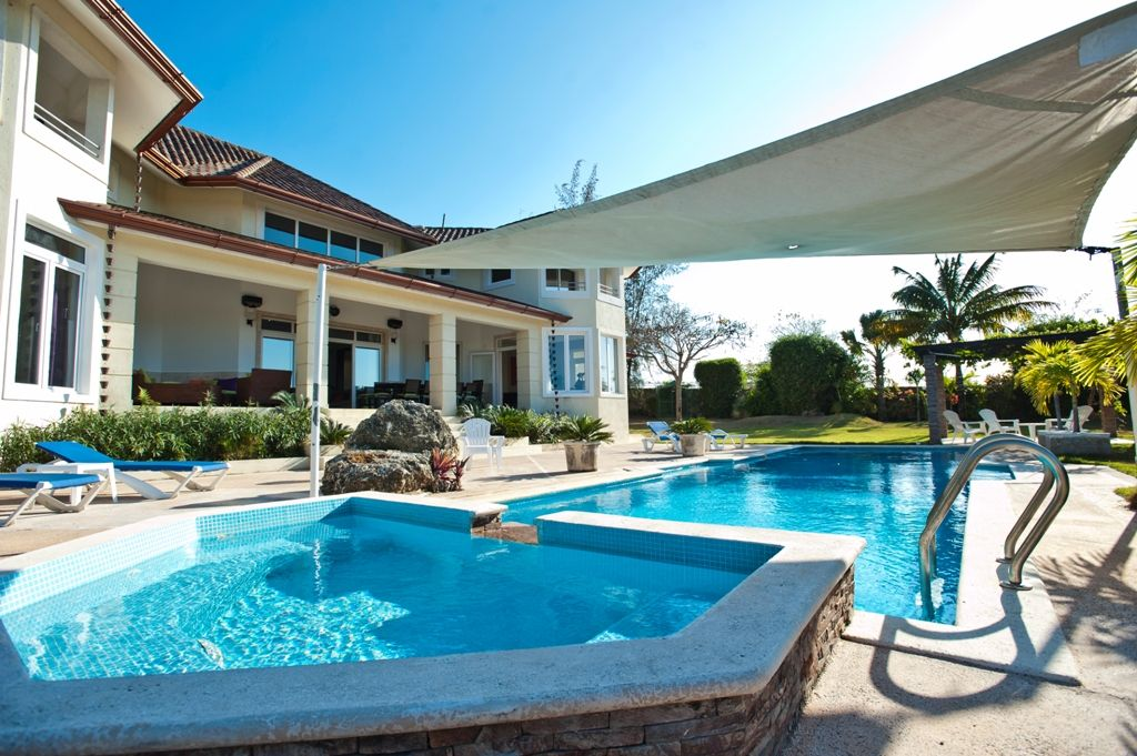 Sosua Bachelor Party luxueux Ocean View Villa, piscine privée, Proche Plages